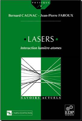 Télécharger Livre Gratuit Lasers, Interaction lumière - atomes pdf