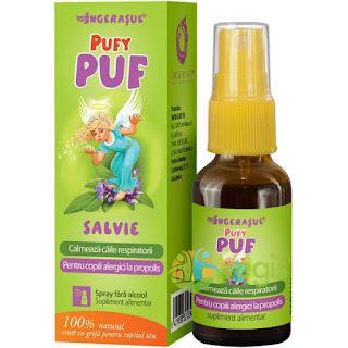 Spray pt caile respiratorii la copii cumpara aici