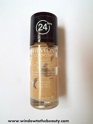 revlon sand beige 180