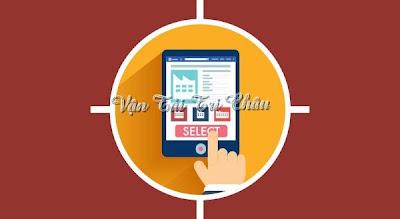 Trang web điện tử thương mại khai thác tối ưu lượng khách hàng