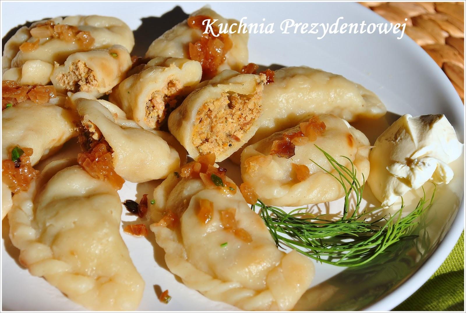 pierogi pierogi with potato filling and brown butter pierogi