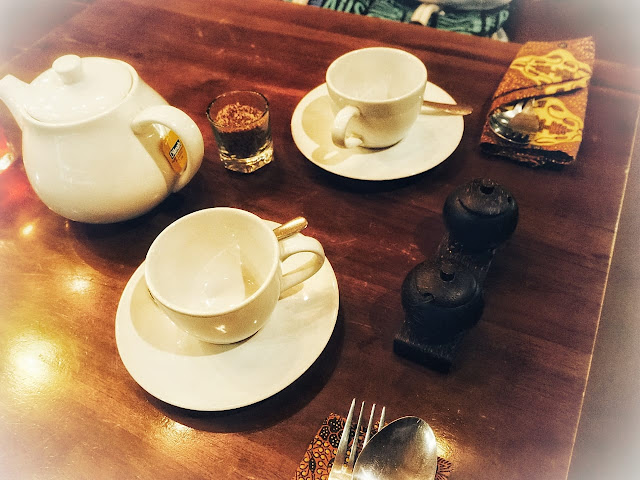 Cafe Hits dan Halal di Bali