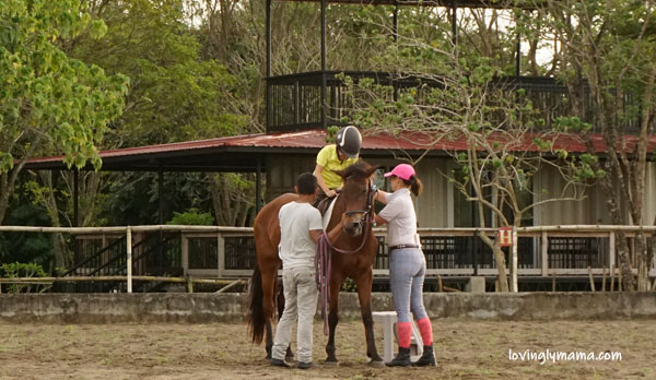 Happy Horse Farms - Negros Occidental equestrian center - equestrian lessons - horse riding lessons - Talisay City - homeschooling - riding lessons for girls - Bacolod blogger - Bacolod mommy blogger - travel blogger