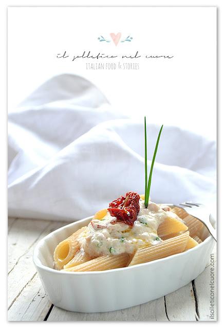 pasta-crema-tonno-pomodori-secchi-philadelphia