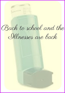 Back to school illnesses
