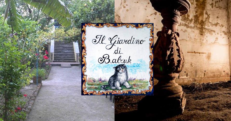 giardino ed ipogeo di babuk una napoli tutta da scoprire