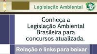 Legislação Ambiental - Principais Leis Ambientais