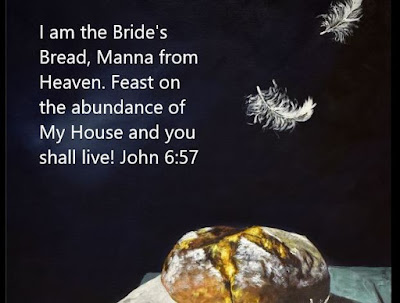 Healing is the Bread by Deborah Waldron Fry