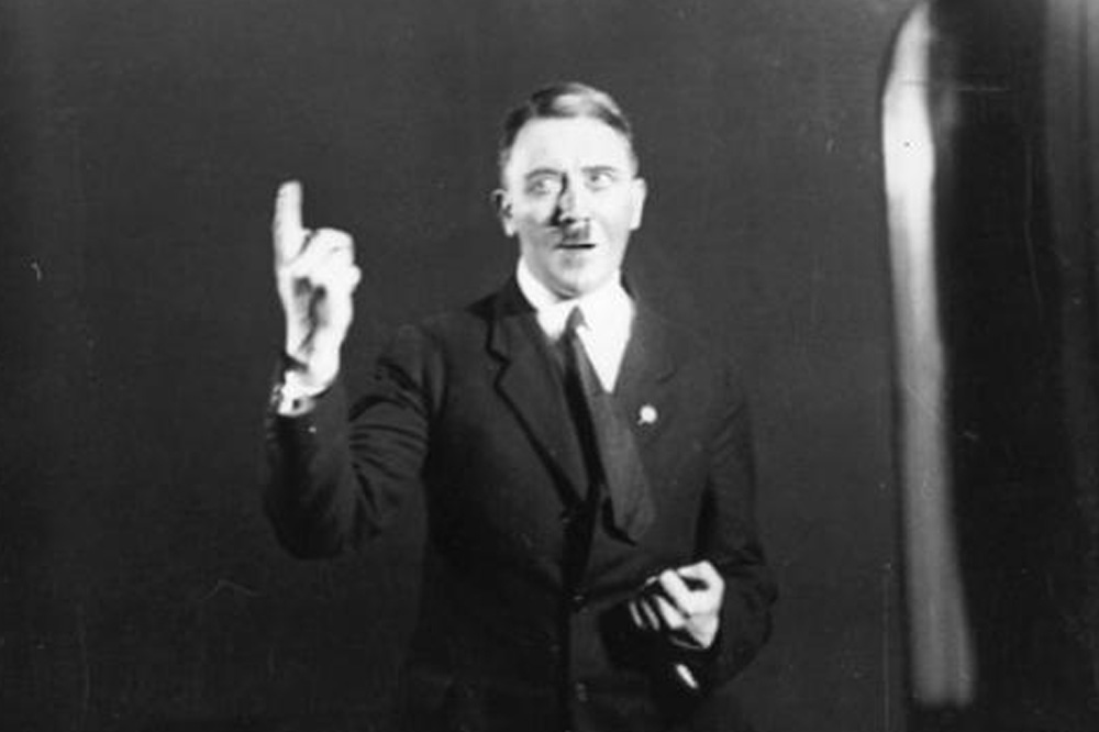 Hitler Hoden