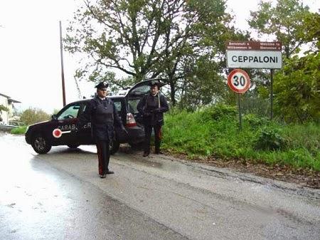 Carabinieri Ceppaloni