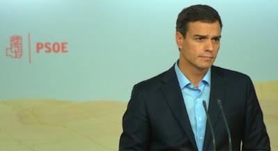 A pesar de que el máximo líder del PSOE, Pedro Sánchez se retiró el sábado antes del proceso de votación los diputados decidieron mantener su negativa