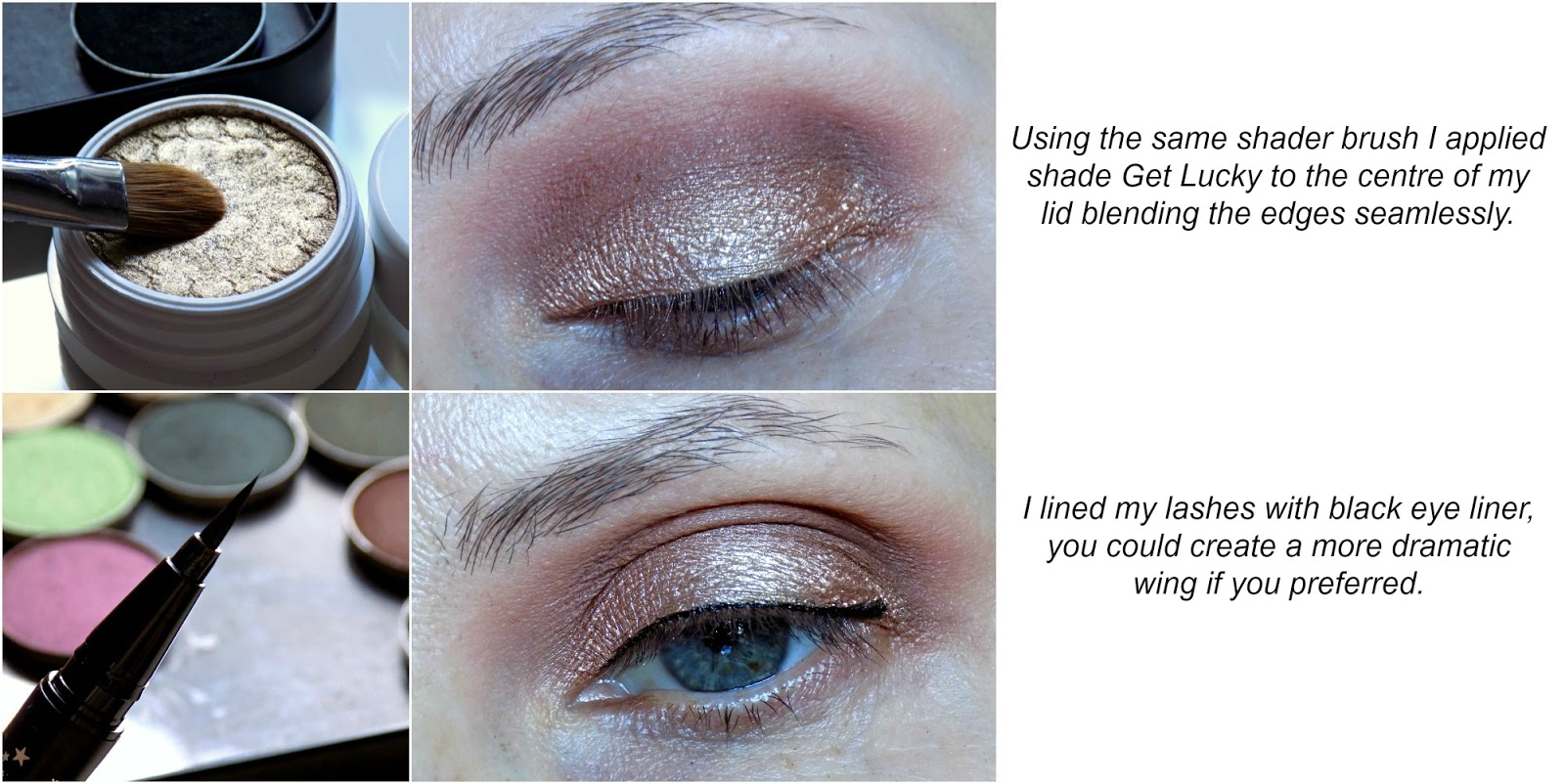 Maya mia makeup tutorials gallery any tutorial examples black and gold makeup tutorial images any tutorial examples makeup tutorial rose golden eyes and bright baditri Images
