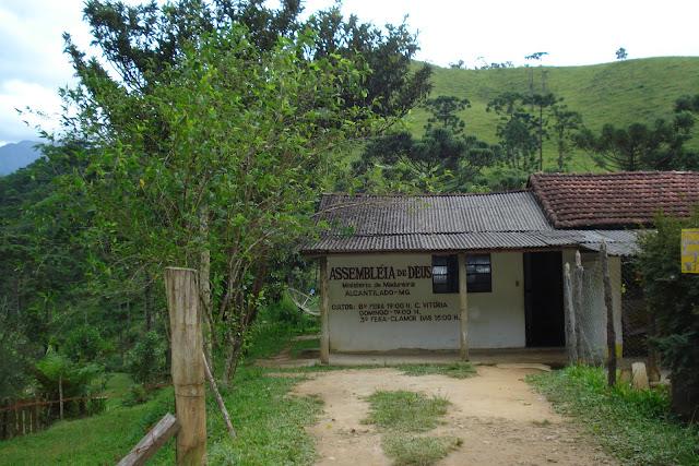Assembleia de Deus em Visconde de Mauá, foto de Marcelo Migliaccio