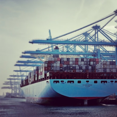 Axiom Creative Energy: Instagram Strategies for B2B – Maersk Line