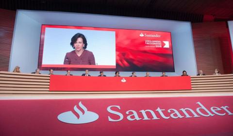 Santander – Présentation des résultats 2015