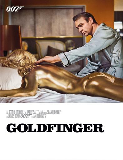 Ver 007 contra Goldfinger (1964) Online