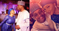 ZAHRA BUHARI-INDIMI CELEBRATES HUSBAND ON BIRTHDAY