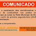 Aulas na Rede Municipal de Ensino estará suspensa a partir de segunda-feira (28) em Belo Jardim