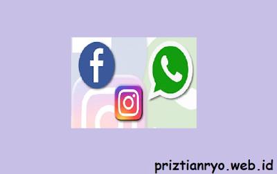 Cara Mengatasi WhattsApp, Facebook, Instagram Error dan Ini Penyebabnya