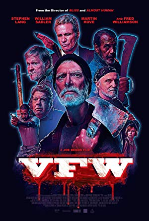 VFW (2019) English 720p WEBRip 800MB