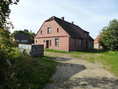 Farm house in Będargowo