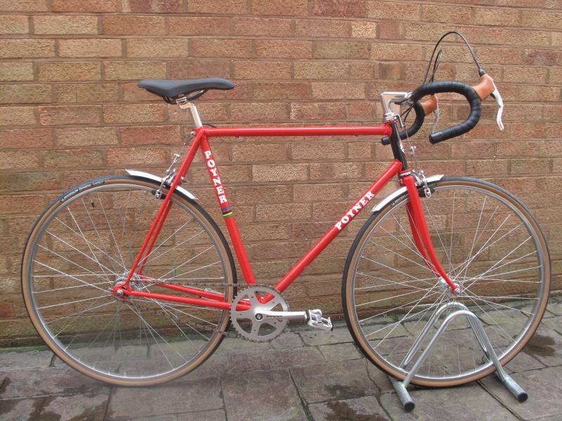 Vintage Bicycle Racing 88