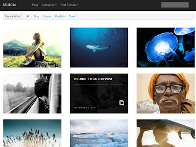 WP THEME#11: MIXFOLIO