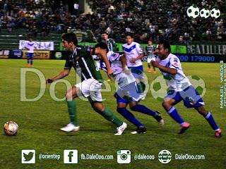 Oriente Petrolero - Ronald Raldes - Oriente Petrolero vs San José 27/04/2016 - DaleOoo web Club Oriente Petrolero