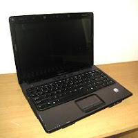 jual laptop bekas compaq 1 jutaan di malang