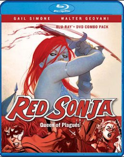 Download Film Red Sonja Queen Of Plagues (2016) BluRay 720p Ganool Movie