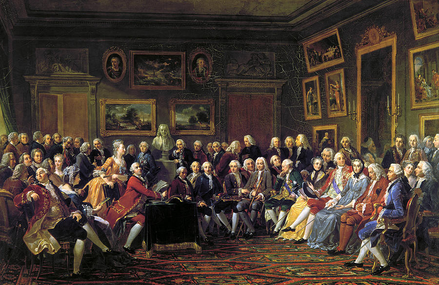 an essay on the enlightenment of the 18th century Enlightenment philosophy and great awakening christianity were very different,  but both  newton's work was typical of how 17th and 18th-century scientists.
