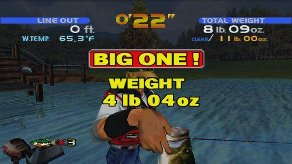 Sega Bass Fishing PC Game