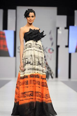 PFDC Sunsilk Khaadi Fashion trend 2012