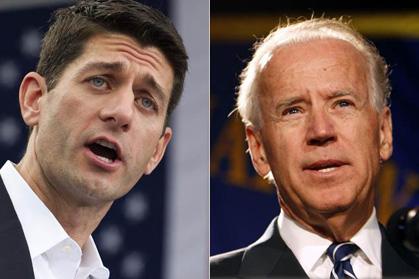 Paul Ryan versus Joe Biden sets up Irish Catholic political showdown ...
