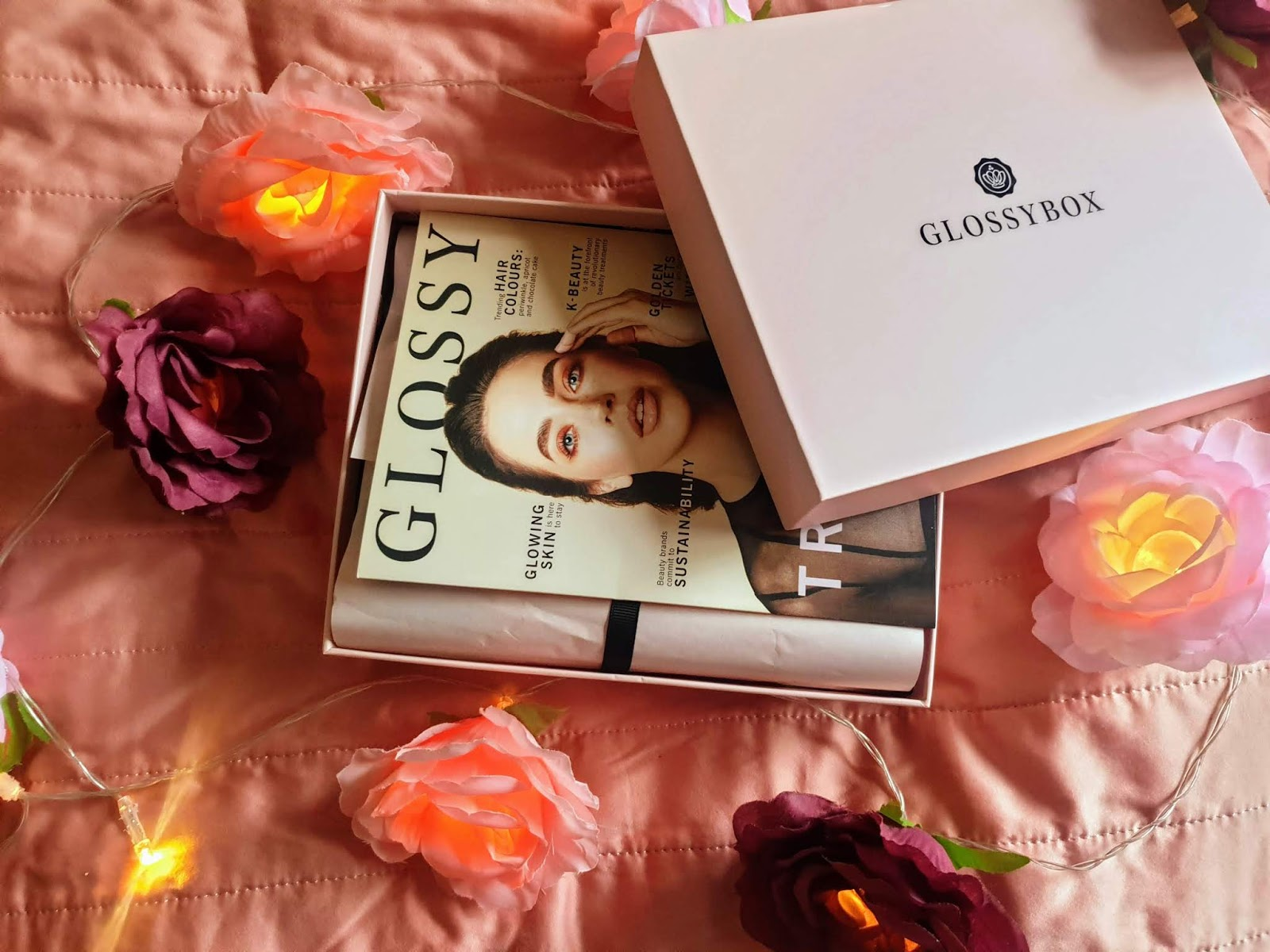 Glossybox May 2019 Unboxing & Review | Did you get a Golden Ticket?