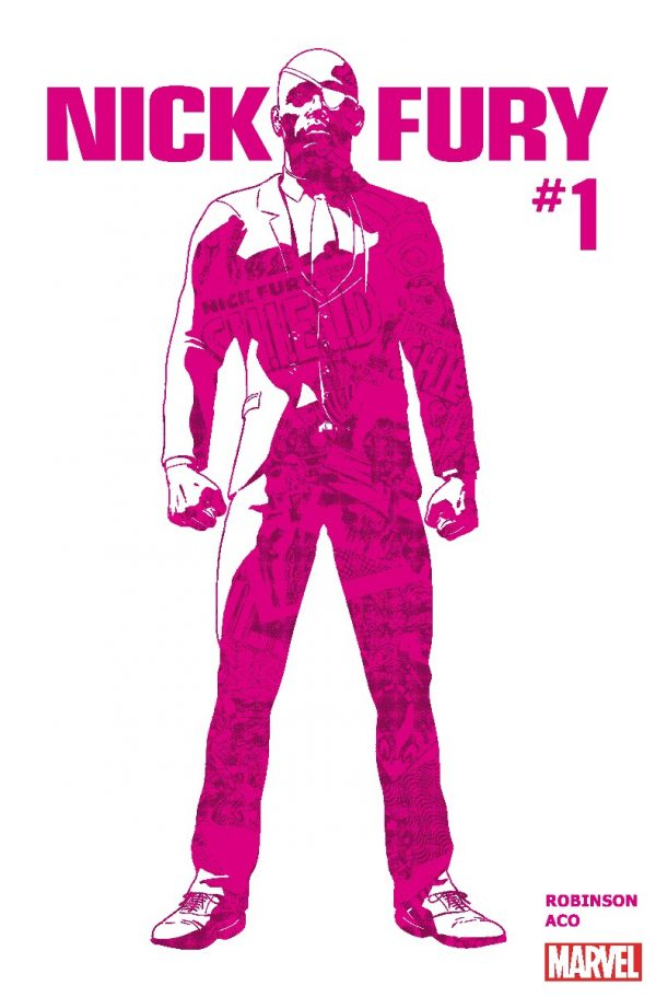 Nick Fury (The Son) Gets Solo Comic Series!