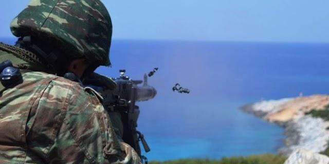 Βροντούν σήμερα τα Ελληνικά όπλα από το Βόρειο Έβρο ως τη Μεγίστη