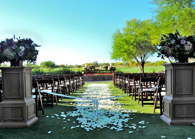 Affordable Wedding Venues In Az grayhawk golf club scottsdale az