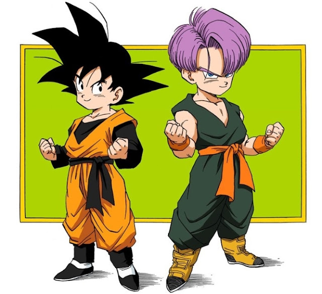 Goten Trunks