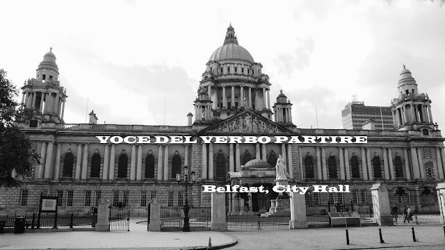 DIARIO DI VIAGGIO IN IRLANDA: BELFAST