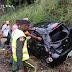 Joven sufre accidente de transito al quedarse dormido en el vehiculo que conducia