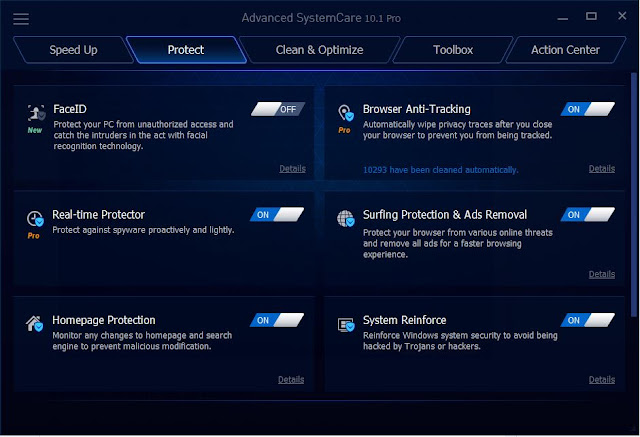 Advanced SystemCare 10 Free Download