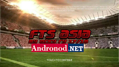 FTS Asia 2018 Mod Apk Data by Ocky Ry