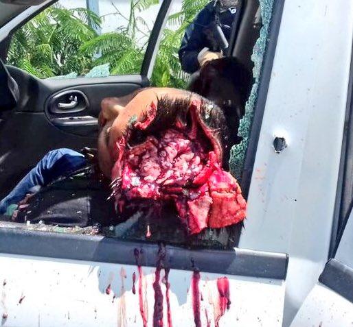 Fotos sicarios abatidos en Reynosa