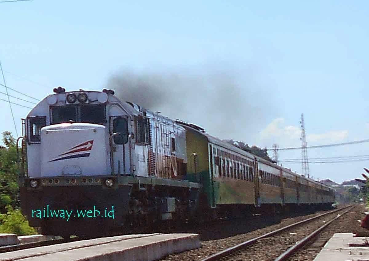 Kereta Api Kutojaya Utara