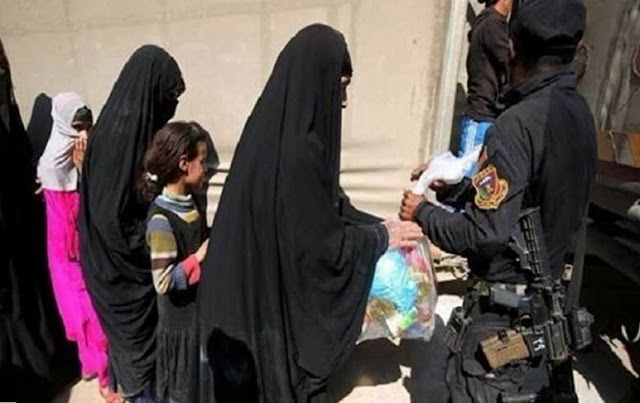 منظمة الامم المتحدة تندد باحتجاز تنظيم داعش الارهابى مدنيين عراقيين فى الموصل