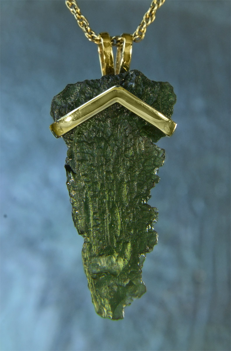 Use Moldavite If You Are Ready For Change [Guest Post] - Moldavite