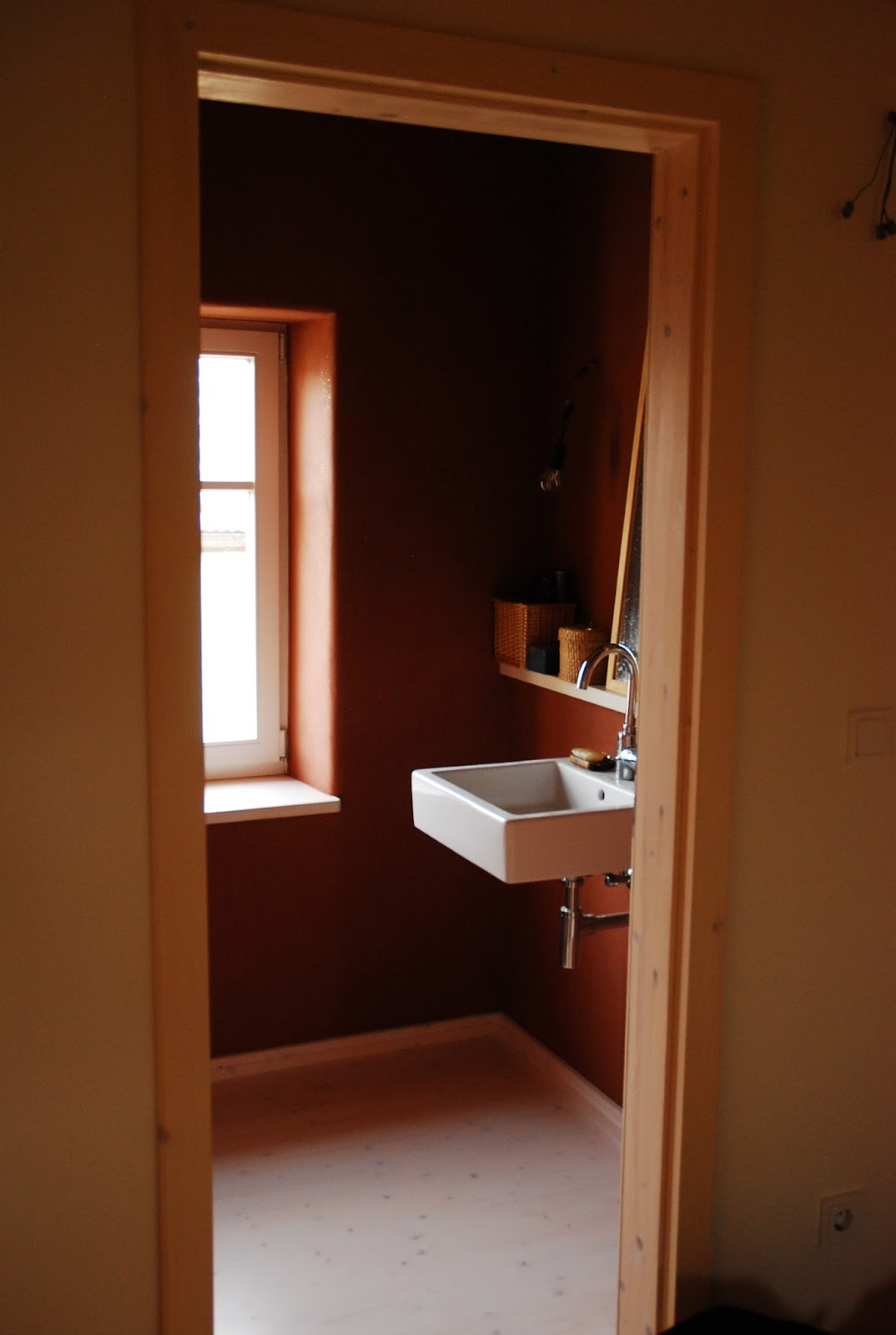 ein bautagebuch 78 lehmputz und flash. Black Bedroom Furniture Sets. Home Design Ideas