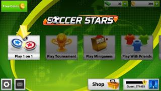 Game Sepak Bola Android / IOS Terbaik dan Terpopuler - Soccer Stars