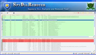 تنزيل SpyDIIRemover لمسح ملفات التجسس نهائيا